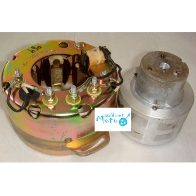 Alternator 12v for Minsk, Voshod, Voskhod Generator