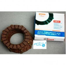 Cork clutch plates, discs for JAWA 350 634 6v