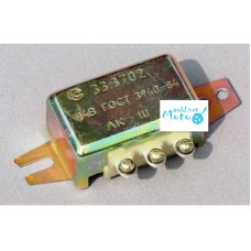Charging relay regulator (electronic) 12V for IMZ URAL, KMZ DNEPR MT