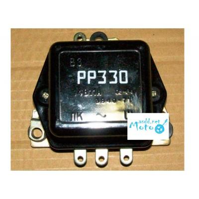 Charging relay regulator (mechanical) 12V for IMZ URAL, KMZ DNEPR MT