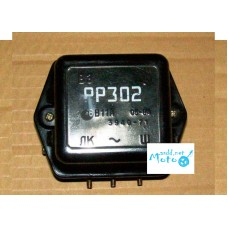 Charging relay regulator (mechanical) 6V for IMZ URAL, KMZ DNEPR MT, K-750