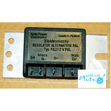 Charging relay regulator (electronic) 12V for JAWA 350 638