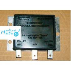Charging relay regulator (electronic) 6V for JAWA 350 634