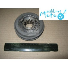 3-4 clutch moving forward with the hub UAZ 452.469 (31512, -14, -19) (production Ulyanovsk) 451-50-1701108
