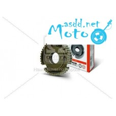 3-4 synchronizer clutch hub transmission CAT GAZ 3302.31029 (5-speed transmission) (DK) 31029-1701119-10
