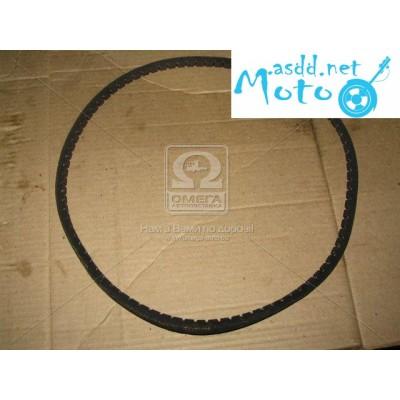 11h10h1045 toothed belt GAZ fan 53, KRAZ, BELAZ (manufacture Yart) 11h10h1045 tooth