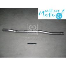 Intermediate pipe GAZ 2410 (production Avtoglushitel, Nizhny Novgorod) 3102-1203250