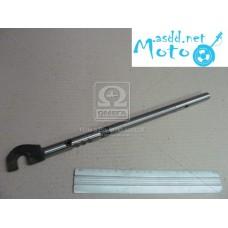 3-4 shift rod transmission GAZ 31029 (production of GAZ) 31029-1702041