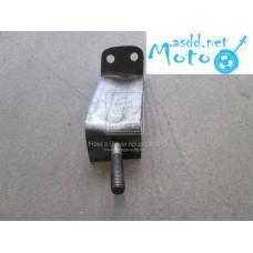 31029 GAZ bumper bracket front right (manufacture GAZ) 31029-2803016