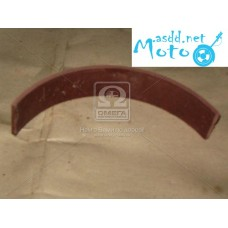 Brake pad GAZ 2410.3102 long (production UralATI) 24-3501105-01
