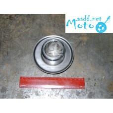 A nave of a pulley of a cranked shaft GAZ reflector (crankshaft flange) (production ZMZ) 41-1005051