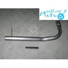 Exhaust Pipe 2705 (production Avtoglushitel, Nizhny Novgorod) 2705-1203170