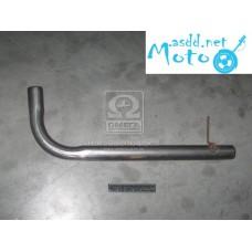 Exhaust Pipe 2705 new model (production Avtoglushitel, Nizhny Novgorod) 2705-1203170-01