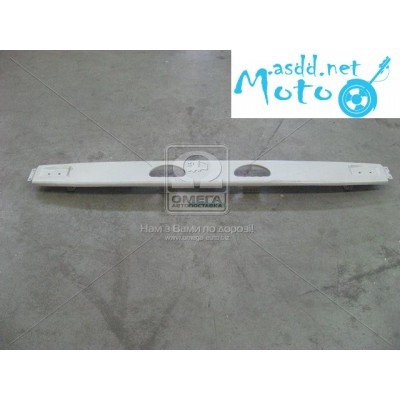 2705 Bumper rear with 2 pegs are not assembly (manufacturing GAZ) 2705-2804012-30