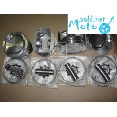 95.5 mm The piston engine GAZ ZMZ PC motor 409 without Kit G-PART (buying. GAZ) DM.409.1004014