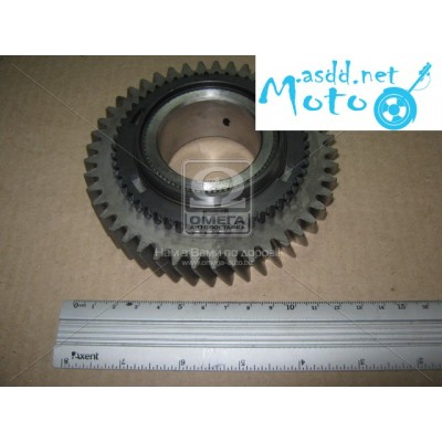 1 Gear transmission secondary shaft Gazelle BUSINESS (manufacture GAZ) 3302-1701106-10
