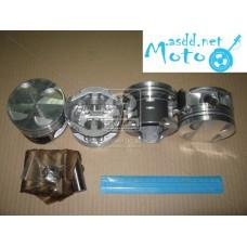 93.0 mm The piston engine GAZ ZMZ PC motor 406 without Kit G-PART (buying. GAZ) DM.406.1004014-BR