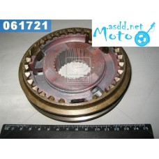 1-2 synchronizer clutch 3 reverse gear to the hub (manufacture GAZ) 3309-1701124