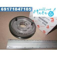 3-4 synchronizer clutch transmission with the hub GAZ 31029, 3302 (DK) 31029-1701116V