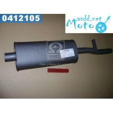 GAZ 3110 sunset resonator (24-34) (production Izhora) 24-34-1202008-01