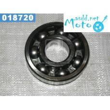 Bearing 50409 (6409N) (DPI, ZWZ) Front countershaft divider KamAz, rear output shaft CAT GAZ dizel50409