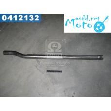 Intermediate pipe GAZ 2401 (production Avtoglushitel, Nizhny Novgorod) 24-1203250