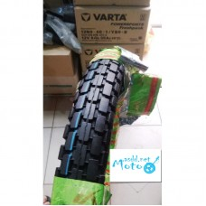 Tire 3.75-19 Dnepr MT, URAL, K-750 with tube