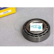 Bearing 30205 (7205) semiaxes Muravey