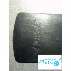 Mudflap rubber JAWA 638 rear