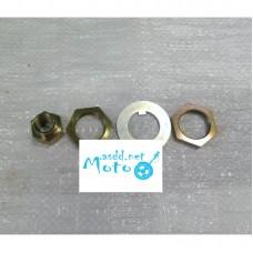 Axles nut Muravey 8pcs for 2 axles