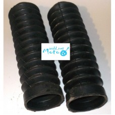 Fork rubber cover, dust shield Voshod, Voskhod, Minsk pair
