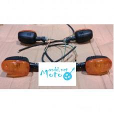 Turn signals, lights IZH oval soft stand 4pcs