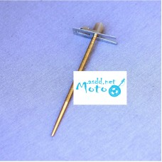 Carburettor throttle needle К-65 long with snap