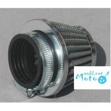 Air filter zero resistance open 35mm