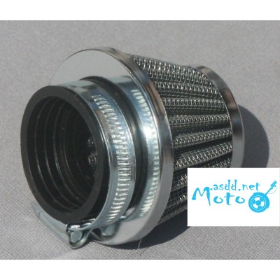 Air filter zero resistance open 35mm
