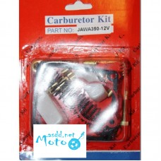 Repair kit Carburetor JAWA 350 638 12V