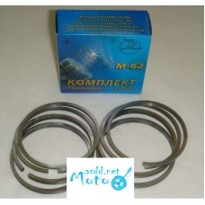 Piston rings Dnepr MT, URAL 0 repairs 78.0, 1 repairs 78.2, 2 repairs 78.5, 3 repairs 79.0 8pcs