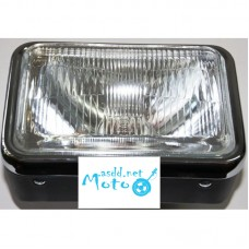 Headlight white glass with one light IZH Planeta, Jupiter, Dnepr MT, URAL, K-750, JAWA 350 360 634 638, Minsk , Voshod, Voskhod, Muravey