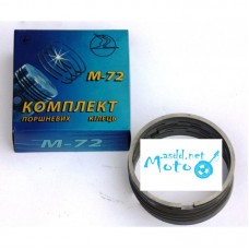 Piston rings K-750, 0, 1, 2, 3 repairs 8pcs