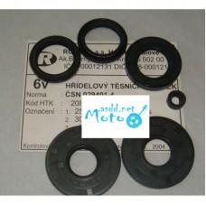Seals set JAWA 350 634 6V 6pcs