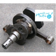 Crankshaft Dnepr MT complete set