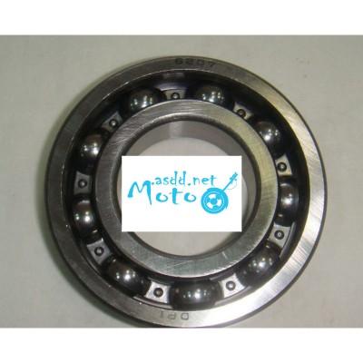 Bearing 207 ball crankshaft K-750, URAL, reducer Muravey, main gear URAL, Dnepr MT