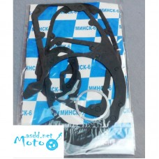 Gaskets set, engine gaskets Minsk 6V