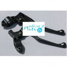 Steering levers with fastening Dnepr MT, URAL, K-750