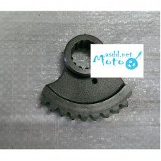 Kick starter shaft Dnepr MT
