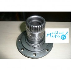 Wheel hub rear shaft drive, main Dnepr MT, URAL, K-750, М-72