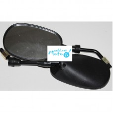 Rearview mirrors Active black 10mm
